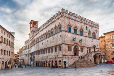 Palazzo dei Priori,意大利佩鲁贾的历史建筑