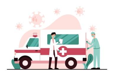 Specialist global Ambulance publishing